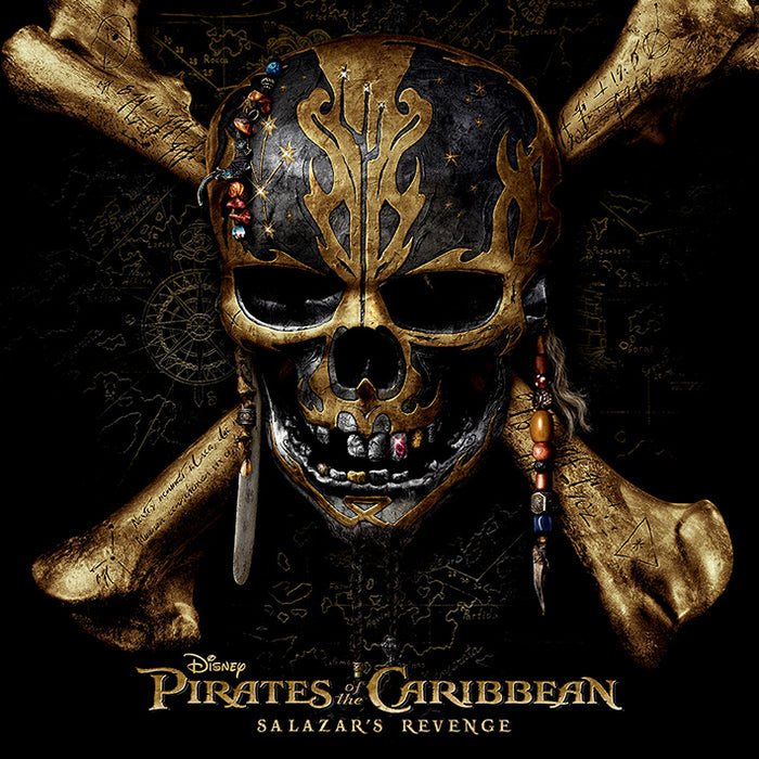 Pirates of the Caribbean (Skull)