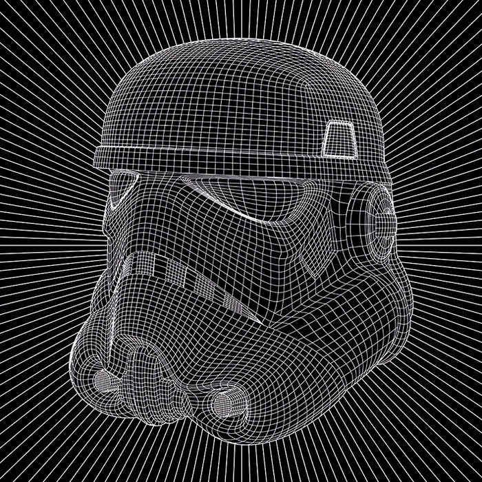 Star Wars (Stormtrooper Wire)