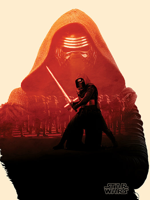 Star Wars Episode VII (Kylo Ren Tri)