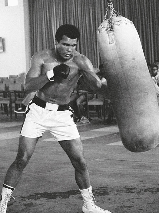 Muhammad Ali (Punch Bag)