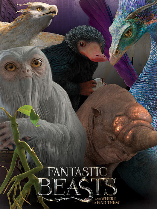 Fantastic Beasts (Escaped Beasts)