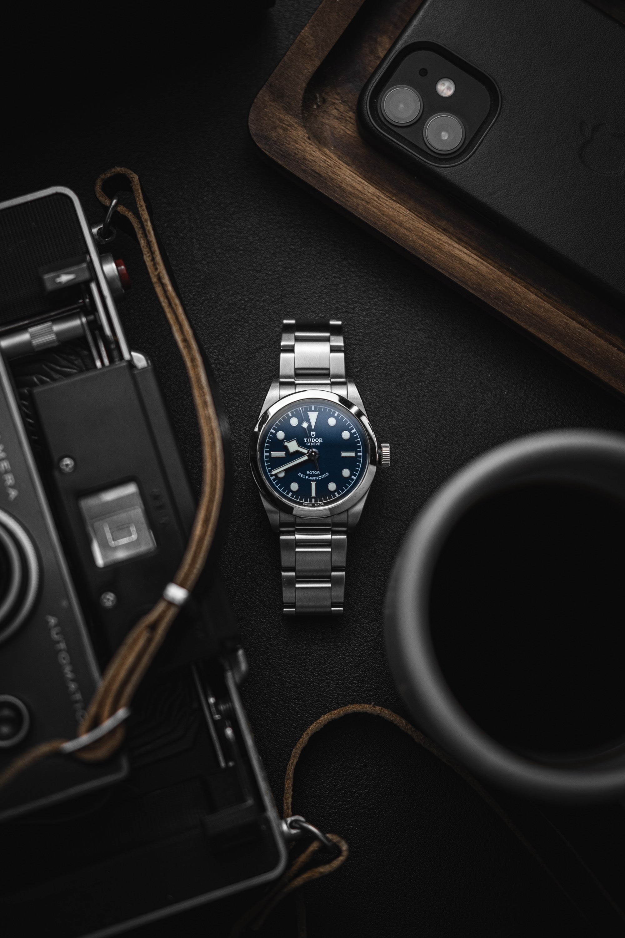 6 tips to improve your watch photography flatlays