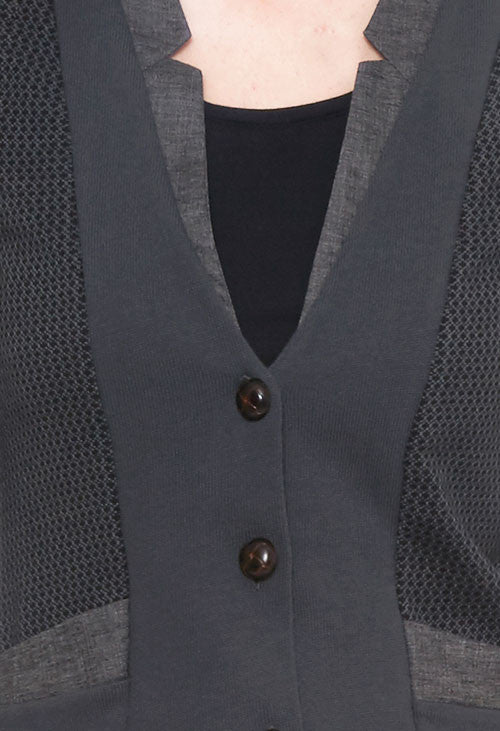 Quartz Blazer - Cotton