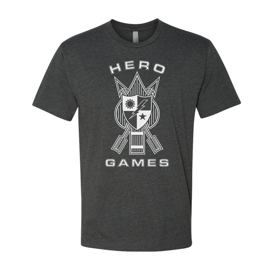 Hero Games Chest Logo Shirt