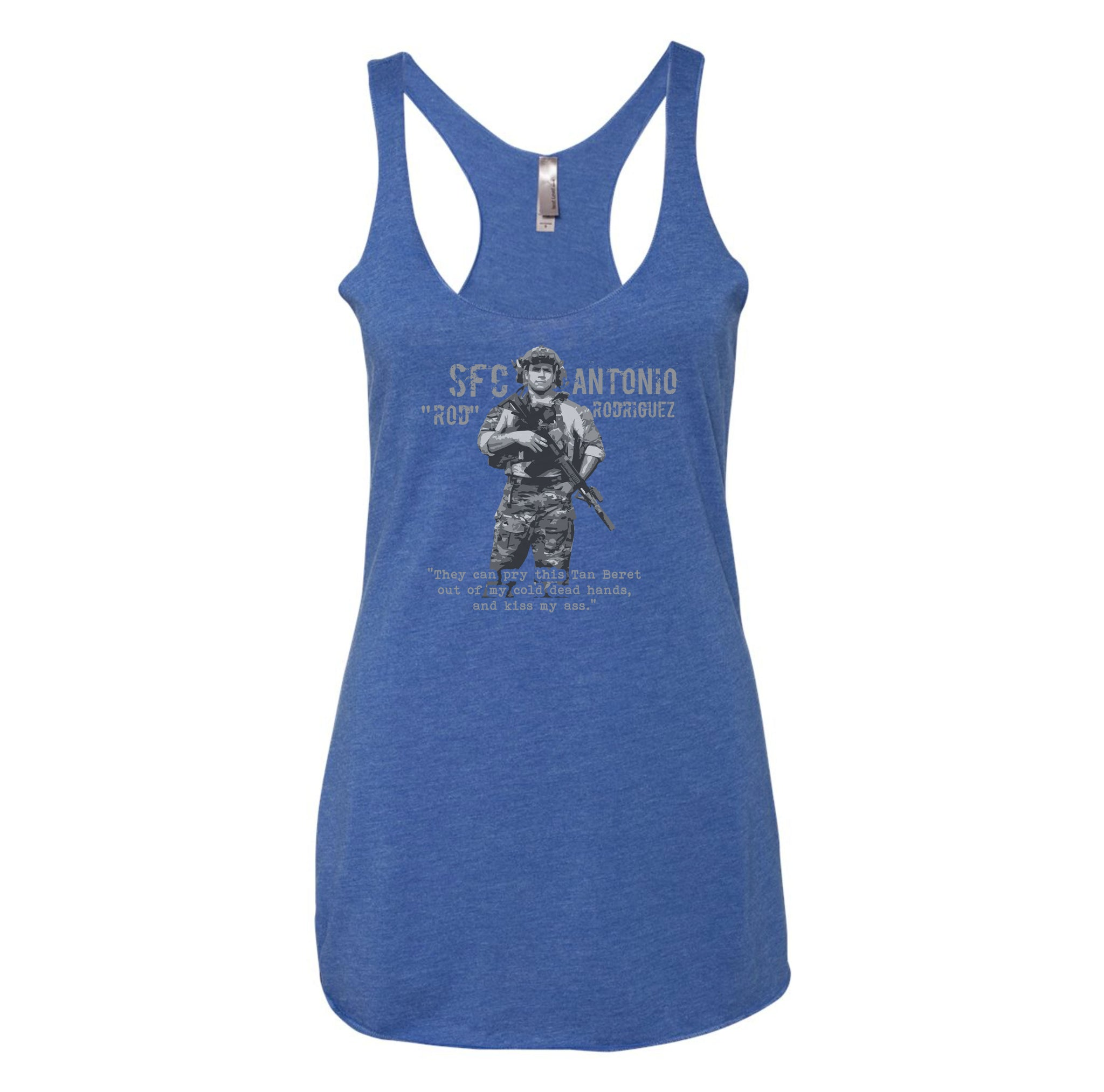 Rod Rodriguez Ladies Tank