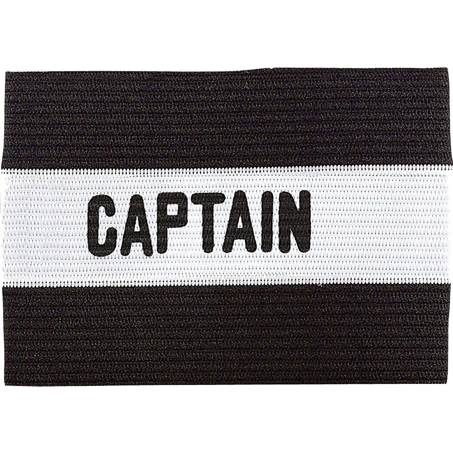 Adult Captain Armband Black