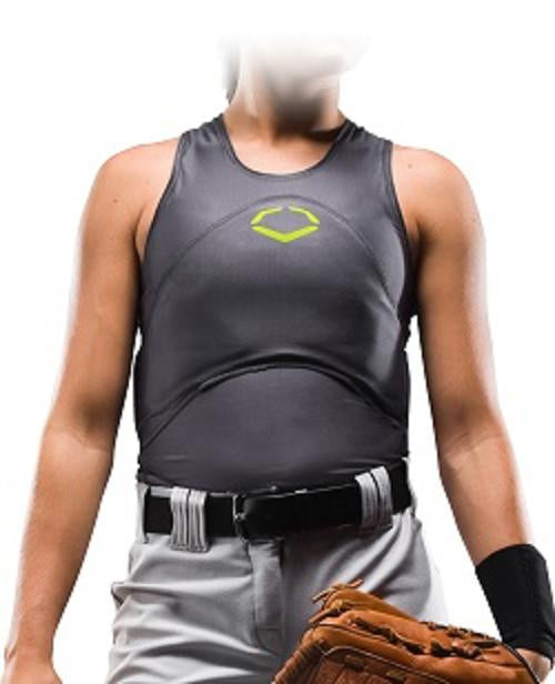 A101 EVOSHIELD PROTECTIVE FEMALE RACERBACK CHEST AND BACK  ALL SIZES