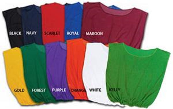 SVA2  FOOTBALL SCRIMMAGE VEST ADULT ALL COLORS