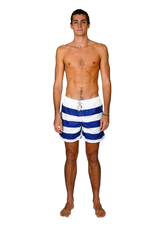 <transcy>SWIM SHORT STRIPES</transcy>