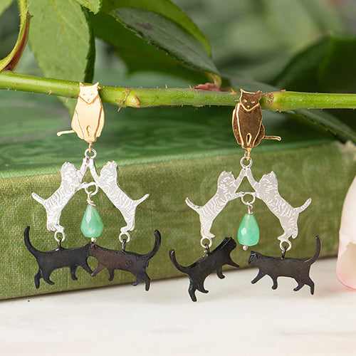 Pretty Kitty Collection has landed - on it's feet of course!