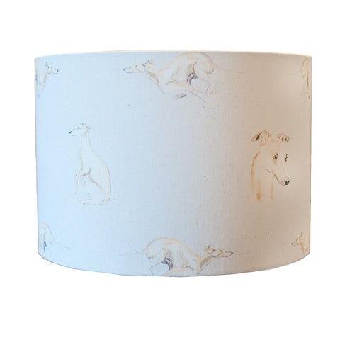 whippet lampshade