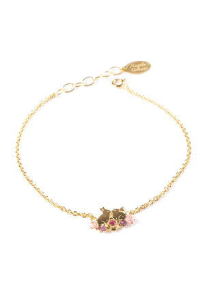 Kissing Bunnies Bracelet
