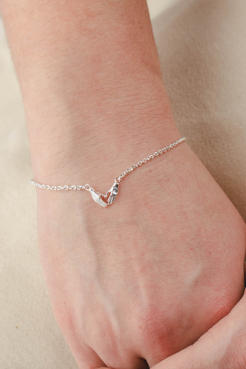 My Heart In Your Hands Bracelet