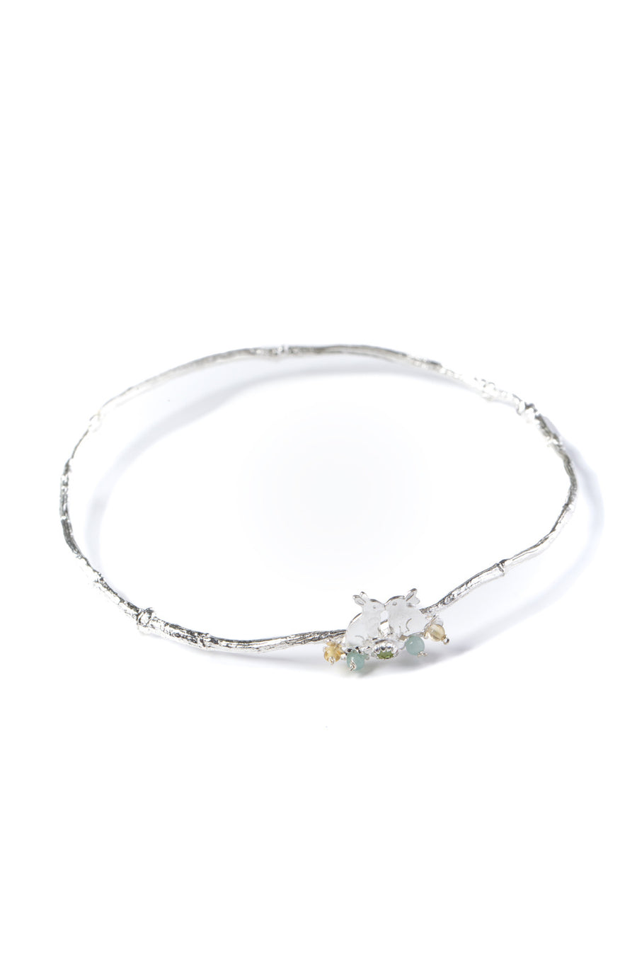 Kissing Bunnies Bangle