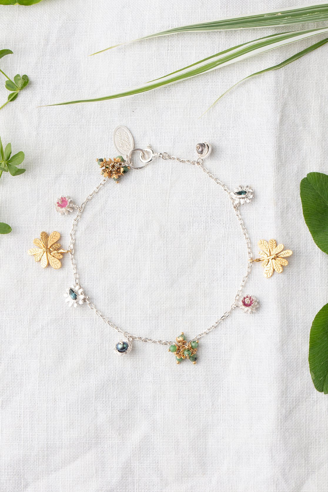 Jungle fruit bracelet