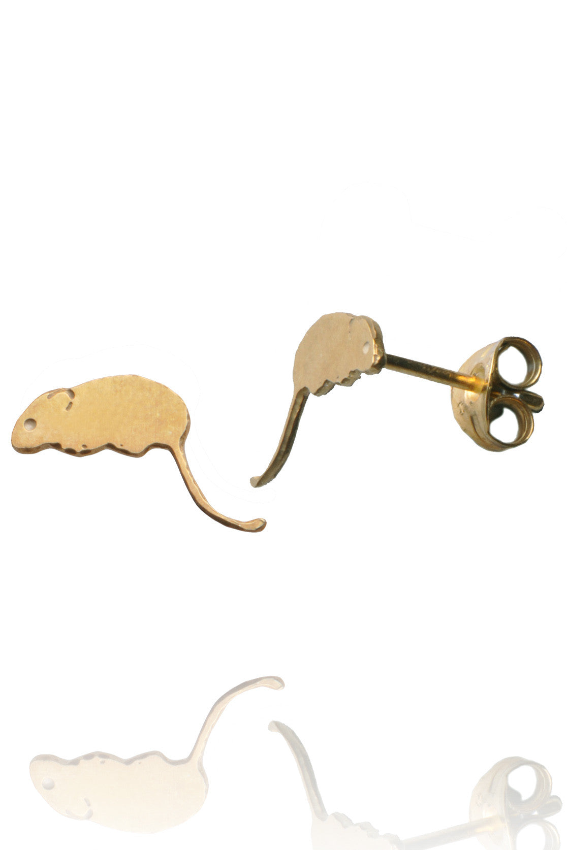 Field Mouse earrings