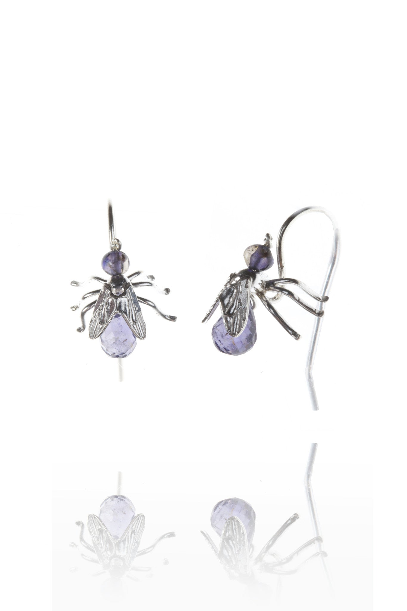 Fly Drop Earrings