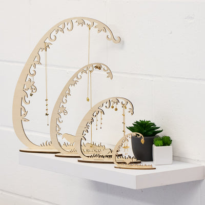 Woodland Jewellery Stand, medium
