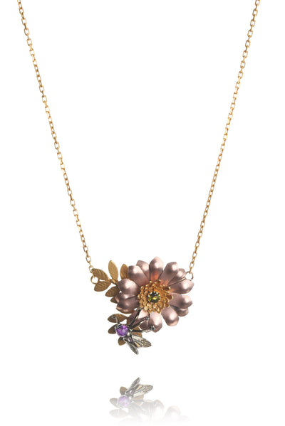 Dutch Bouquet Necklace