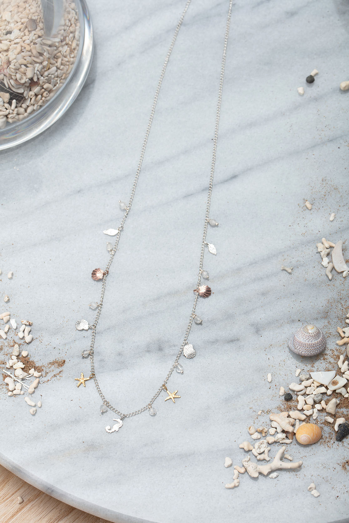 Seaside Charm Necklace