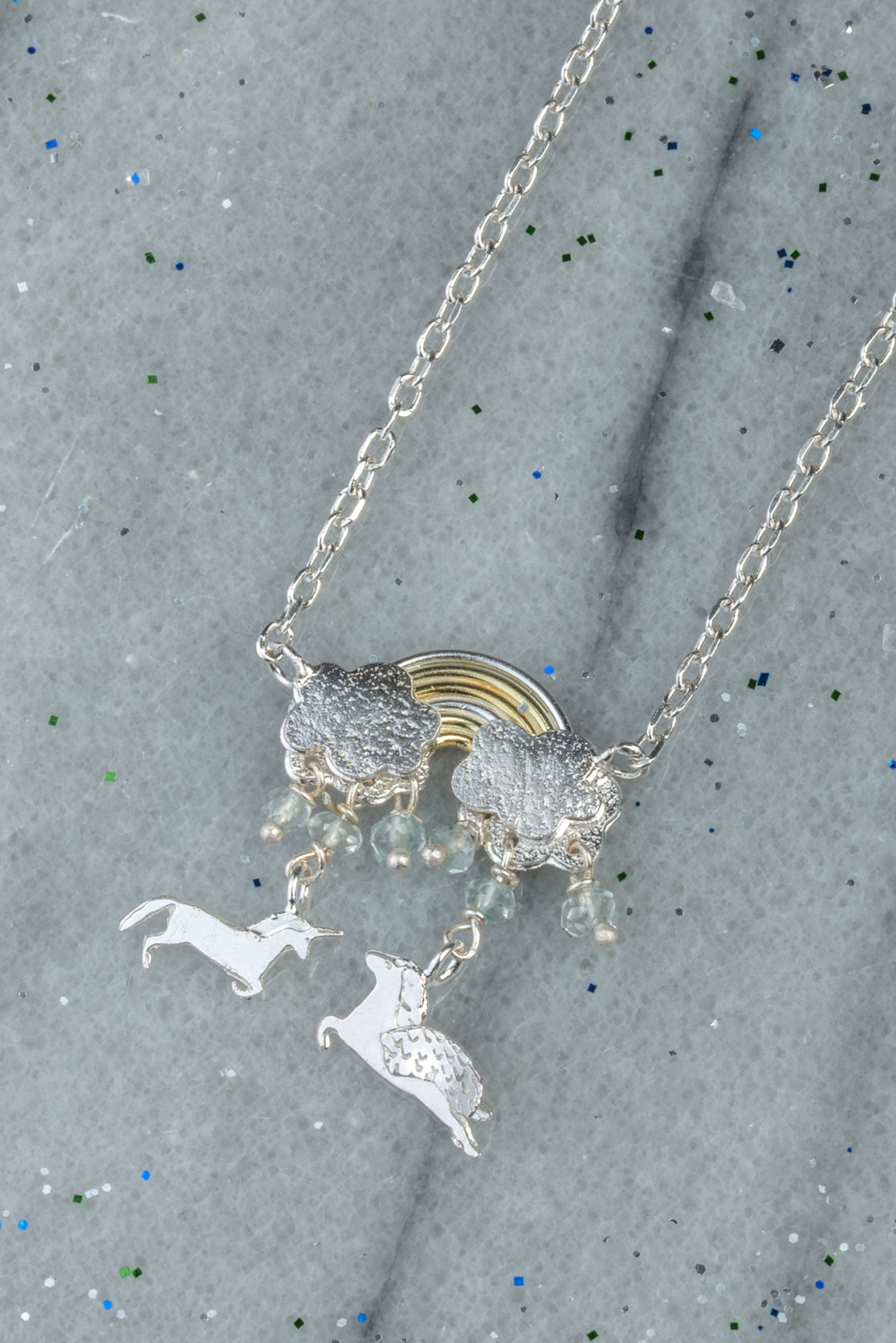 mythical far away land necklace