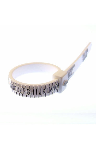 Finger Measurer/Ring Sizer