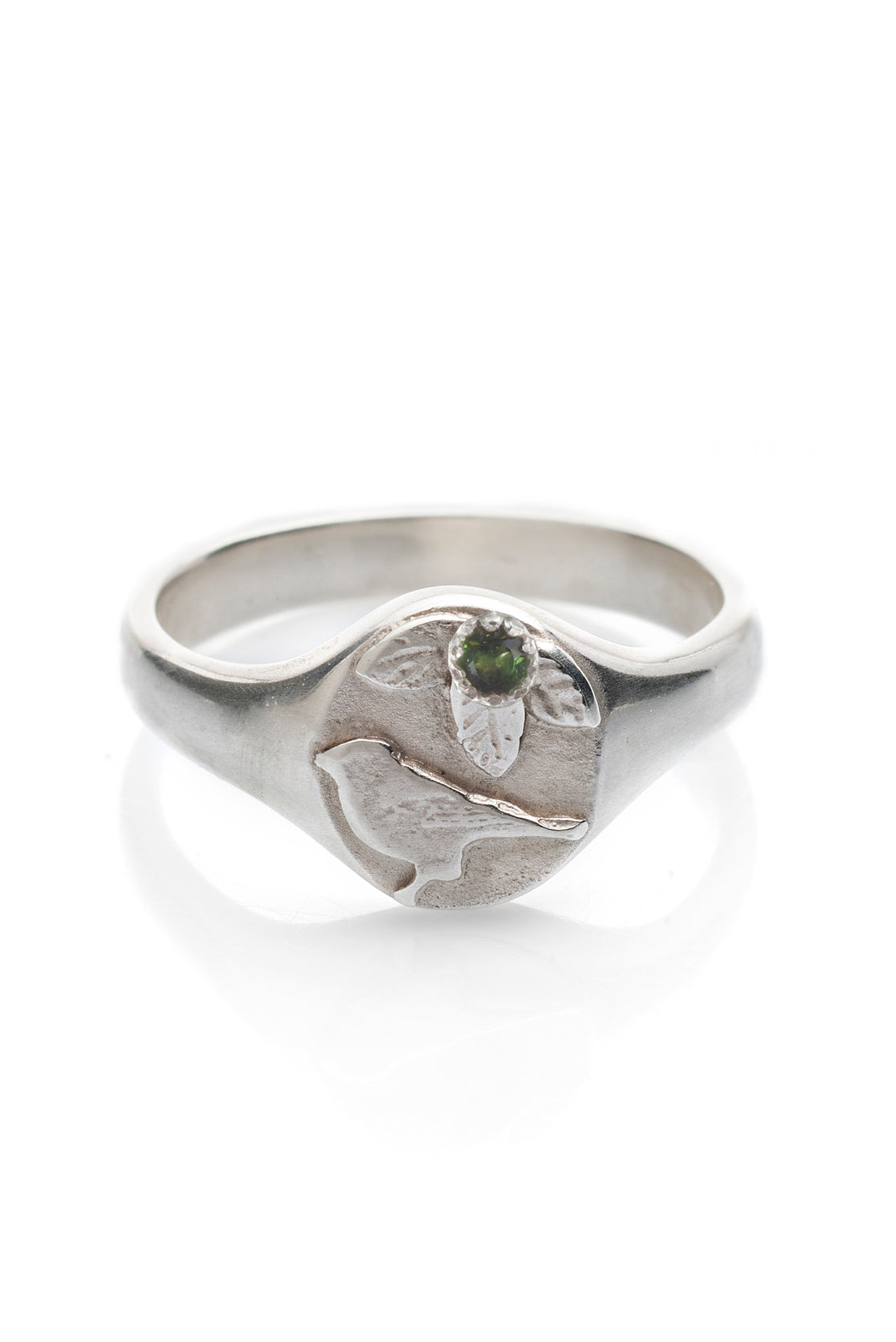 Bird Signet Ring