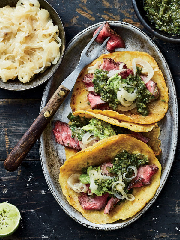 How to Cook: Ribeye Tacos ⠀