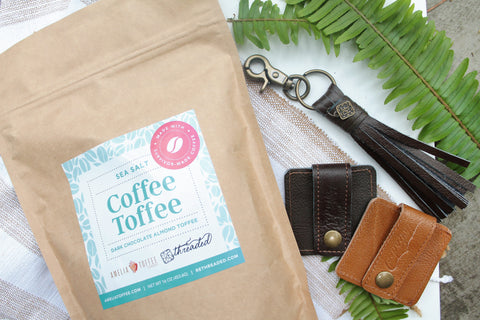 Coffee Toffee and Leather Accessories