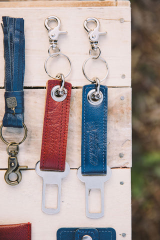 Belt Loop Keychain Leather (Special Edition)