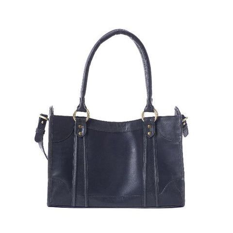 All Leather Handbag