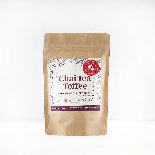 African Chai Toffee