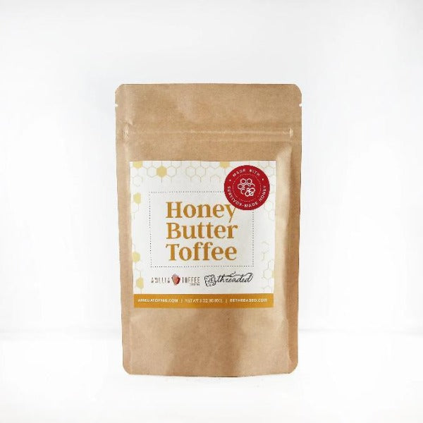 Honey Butter Toffee