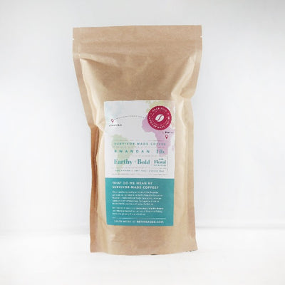 1 pound Single Origin Whole Bean Coffee (Sumatran, Nicaraguan, Rwandan)