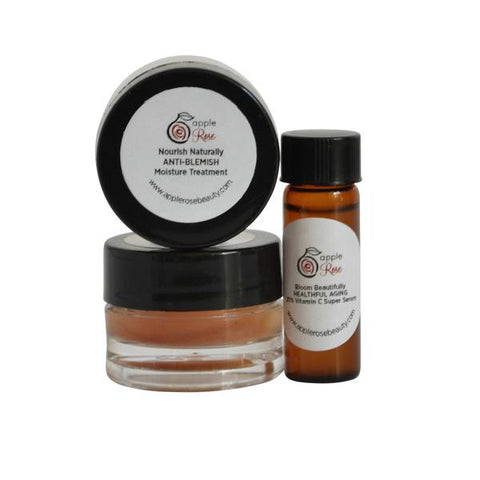 Basic Skin Care Sample Kit