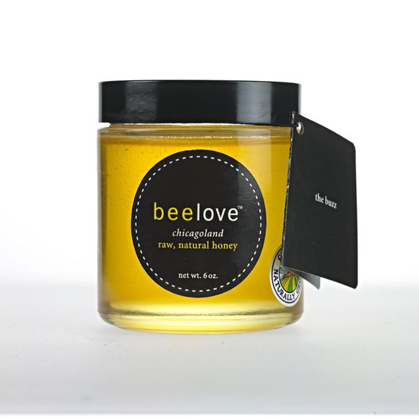Chicagoland Raw Honey
