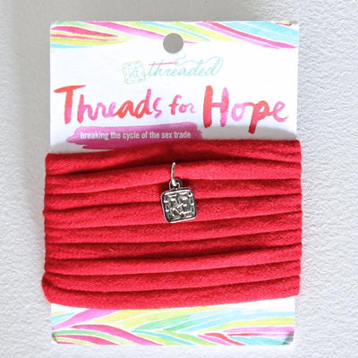 Threads for Hope Bracelet