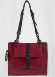 Olive Cooper Red Berkeley Bag