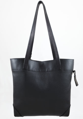 Little Regent Tote - Suede & Leather SAMPLE