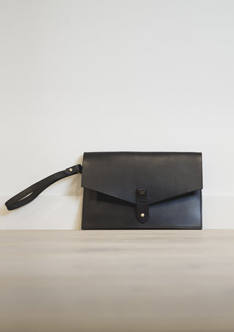 Mayfair Clutch - Black