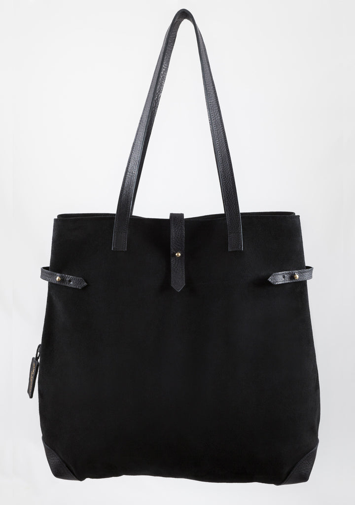 Oxford Tote Large - Suede