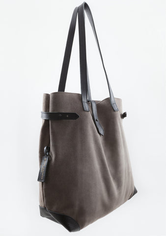 Oxford Tote Medium - Suede