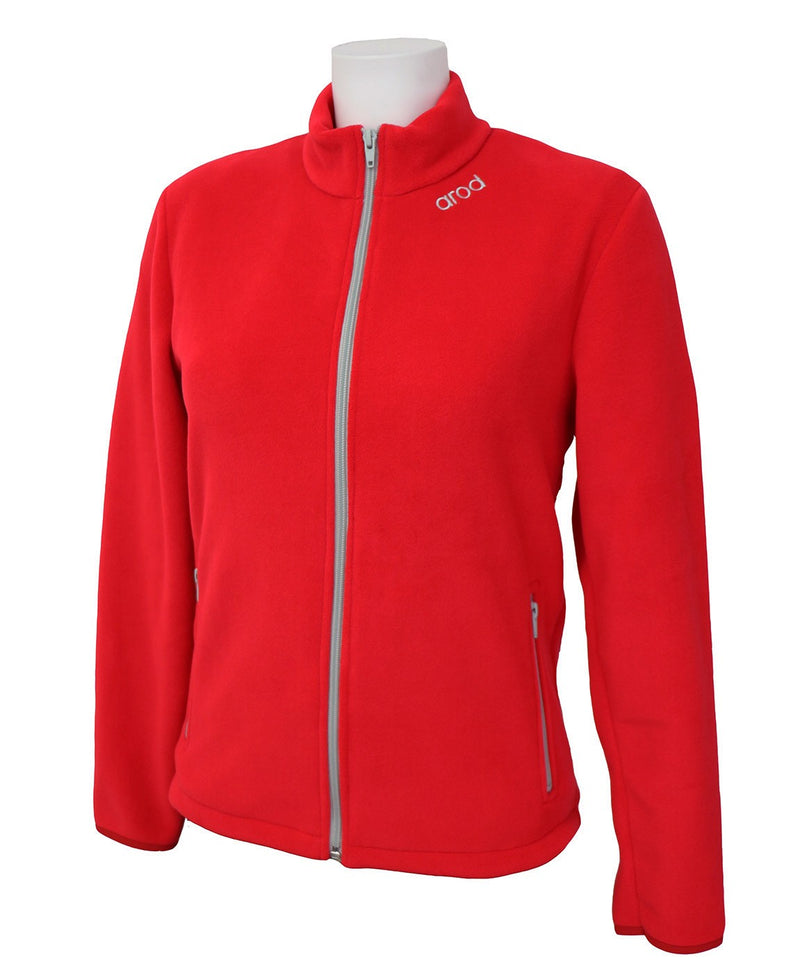 WOMEN'S TECHNICAL FLLECE JACKET WANER RED