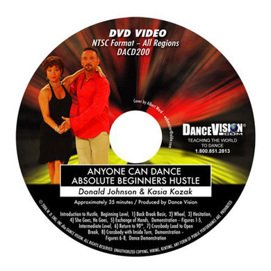 Anyone Can Dance