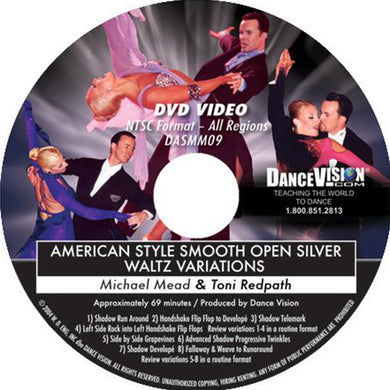 Smooth Waltz Silver Variations