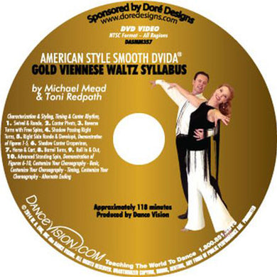 Smooth Gold Viennese Waltz Syllabus