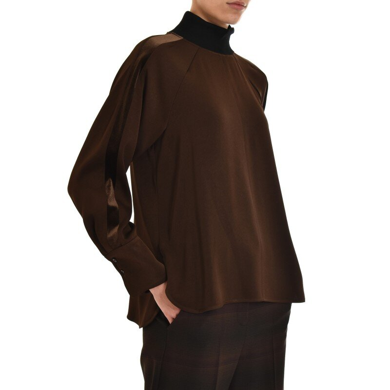 Marella Andalo Relaxed Top in Brown 31161006-bowns-cambridge