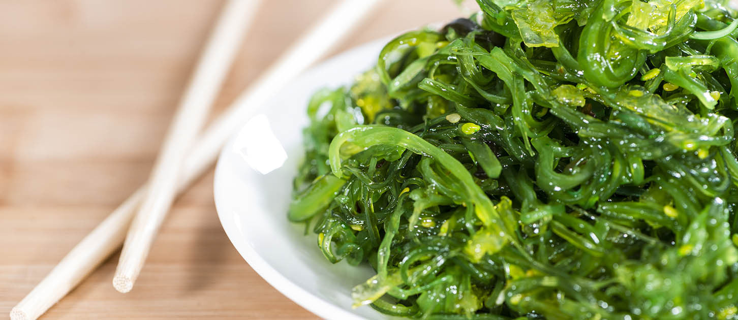 Eat More Seaweed - The Health Benefits of the Underwater Green
