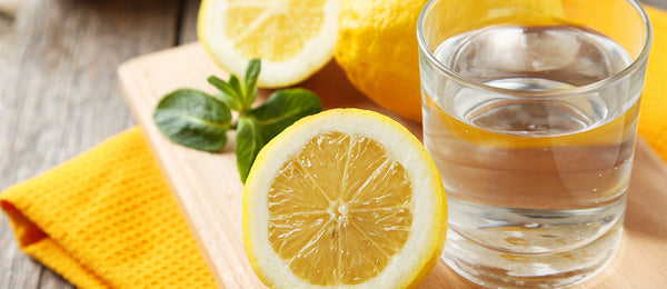 Squeeze Some Lemon to Start Your Day Healthy