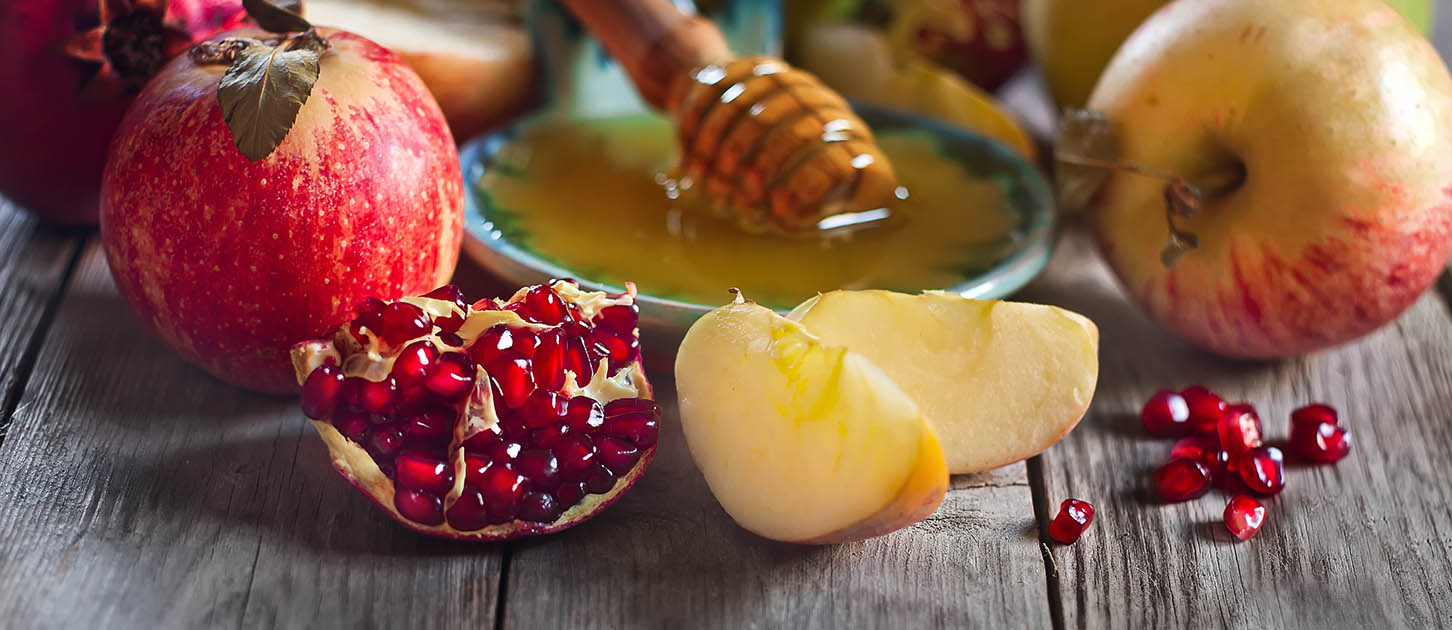 planning rosh hashanah meals